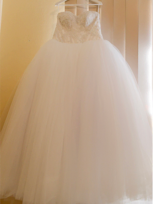 Personalised Weddings Couture – Size 16 – Revesby - 13