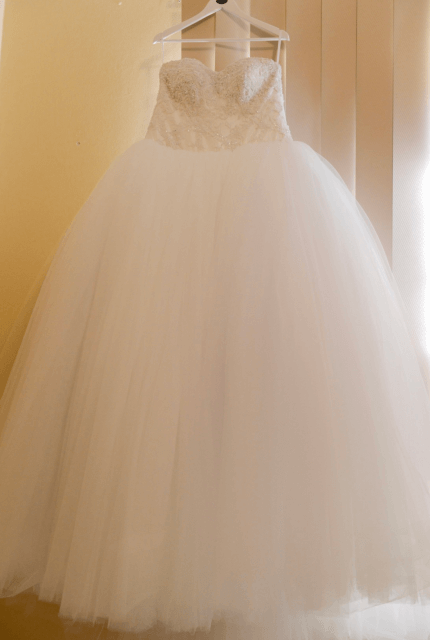 Personalised Weddings Couture – Size 16 Ball Gown dress | Second hand wedding dresses Revesby - 13