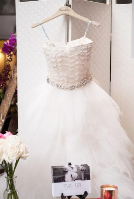 Oscar de la Renta – Size 6 Ball Gown dress | Second hand wedding dresses North Sydney - 2