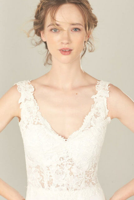 Hera Couture – Size 10 A-Line dress | Second hand wedding dresses Sandringham - 2
