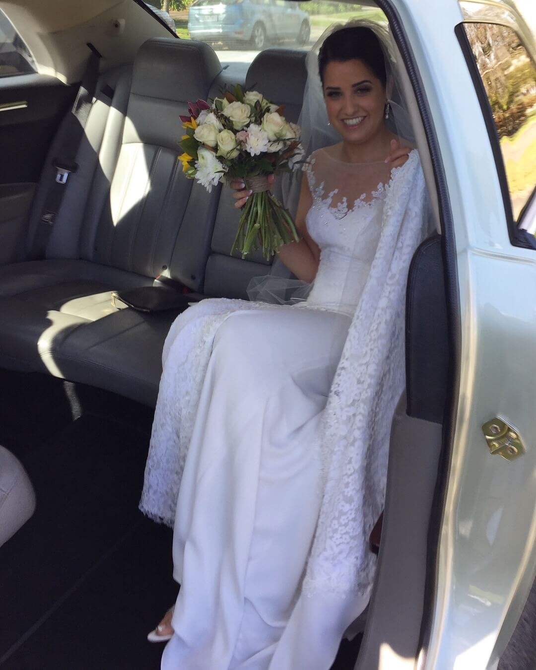 Bernadette Pimenta Couture – Size 10 – Ferntree Gully - Size 10