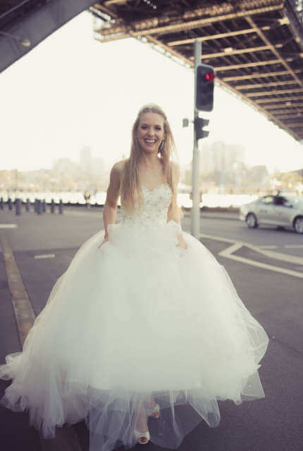 Pronovias – Size 6 Ball Gown dress | Second hand wedding dresses Cranbourne North - 5