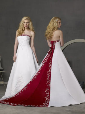 Alfred Angelo – Size 8 A-Line dress | Second hand wedding dresses Dunlop - 6