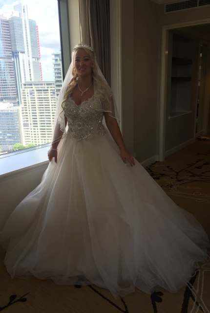 Bespoke / Other – Size 12 Ball Gown dress | Second hand wedding dresses Mascot - 3