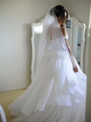 Personalised Weddings Couture – Size 8 Ball Gown dress | Second hand wedding dresses Brighton Le sands - 5