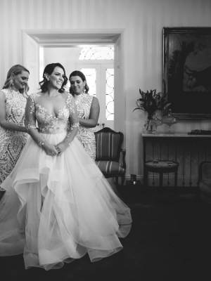 Hayley Paige – Size 10 Ball Gown dress | Second hand wedding dresses West Pennant hills - 5