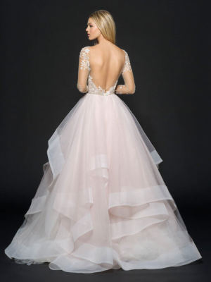 Hayley Paige – Size 10 Ball Gown dress | Second hand wedding dresses West Pennant hills - 2