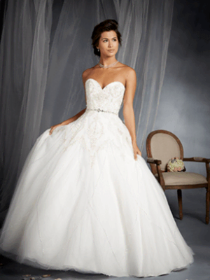 Alfred Angelo – Size 10 – Springfield Lakes - 2