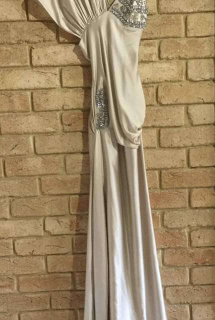 Essense of Australia – Size 8 Fit and Flare dress | Second hand wedding dresses Currambine - 6
