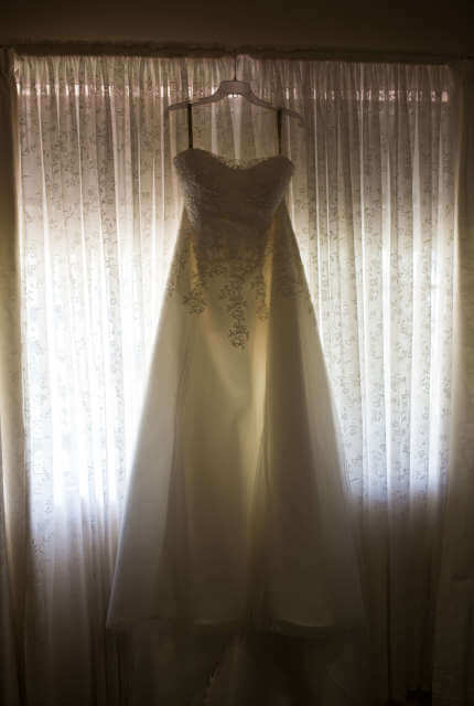 Peter Trends – Size 20 A-Line dress | Second hand wedding dresses 2232 - 4