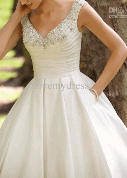 Mori Lee – Size 8 Ball Gown dress | Second hand wedding dresses Drewvale - Size 8