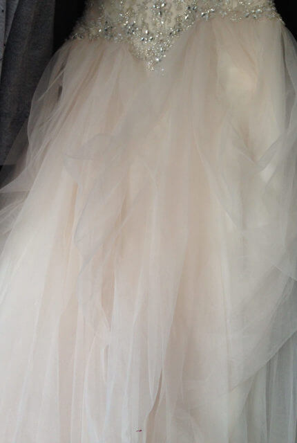 Stella York – Size 10 Ball Gown dress | Second hand wedding dresses Como - 7
