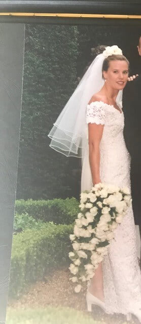 Bespoke / Other – Size 8 Vintage dress | Second hand wedding dresses WOOLLAHRA - 3