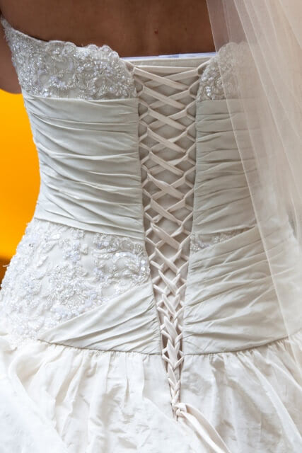 Maggie Sottero – Size 6 Ball Gown dress | Second hand wedding dresses Aspendale - 9