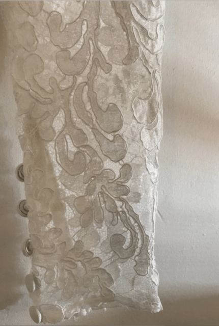 Helen English – Size 6 Fishtail dress | Second hand wedding dresses Elizabeth Bay - 3