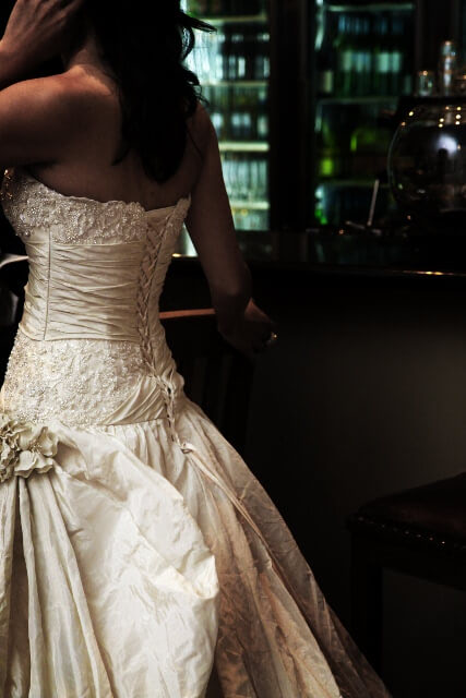 Maggie Sottero – Size 6 Ball Gown dress | Second hand wedding dresses Aspendale - 11