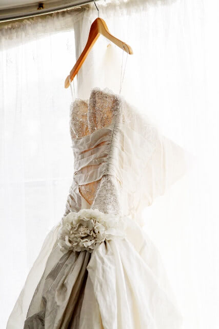 Maggie Sottero – Size 6 Ball Gown dress | Second hand wedding dresses Aspendale - 3