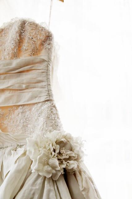 Maggie Sottero – Size 6 Ball Gown dress | Second hand wedding dresses Aspendale - 5