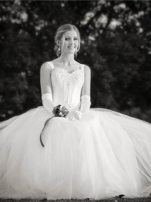 Angeline – Size 6 Ball Gown dress | Second hand wedding dresses Shepparton - 5