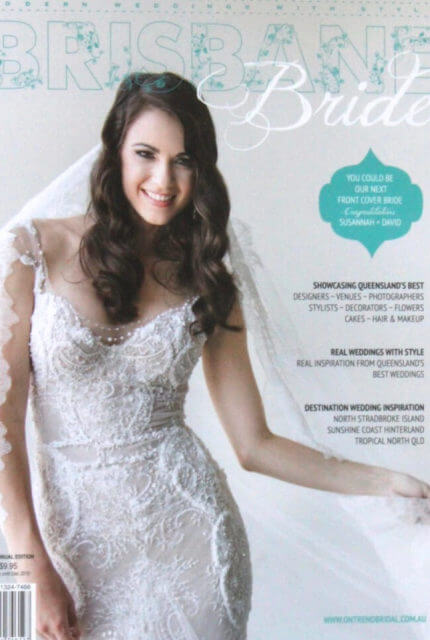 MXM Couture – Size 8 Fit and Flare dress | Second hand wedding dresses Newstead - 7