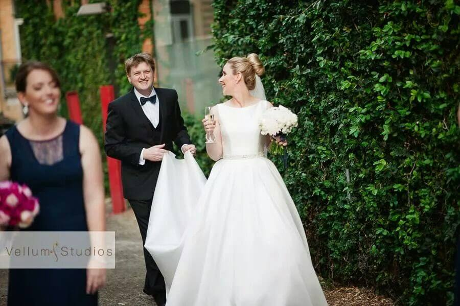 Wendy Makin – Size 8 Ball Gown dress | Second hand wedding dresses Morningside - Size 8