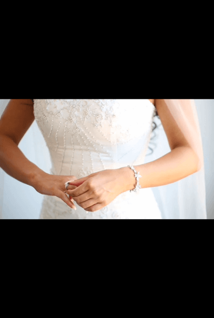 Idora Bridal – Size 8 Strapless dress | Second hand wedding dresses Liverpool - 10