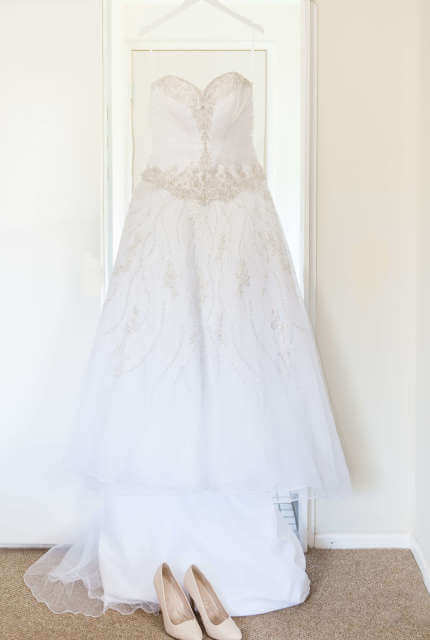 Allure Bridals – Size 20 Ball Gown dress | Second hand wedding dresses Browns Plains - 4