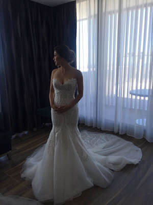 Norma Bridal Couture – Size 8 – Canterbury - 5