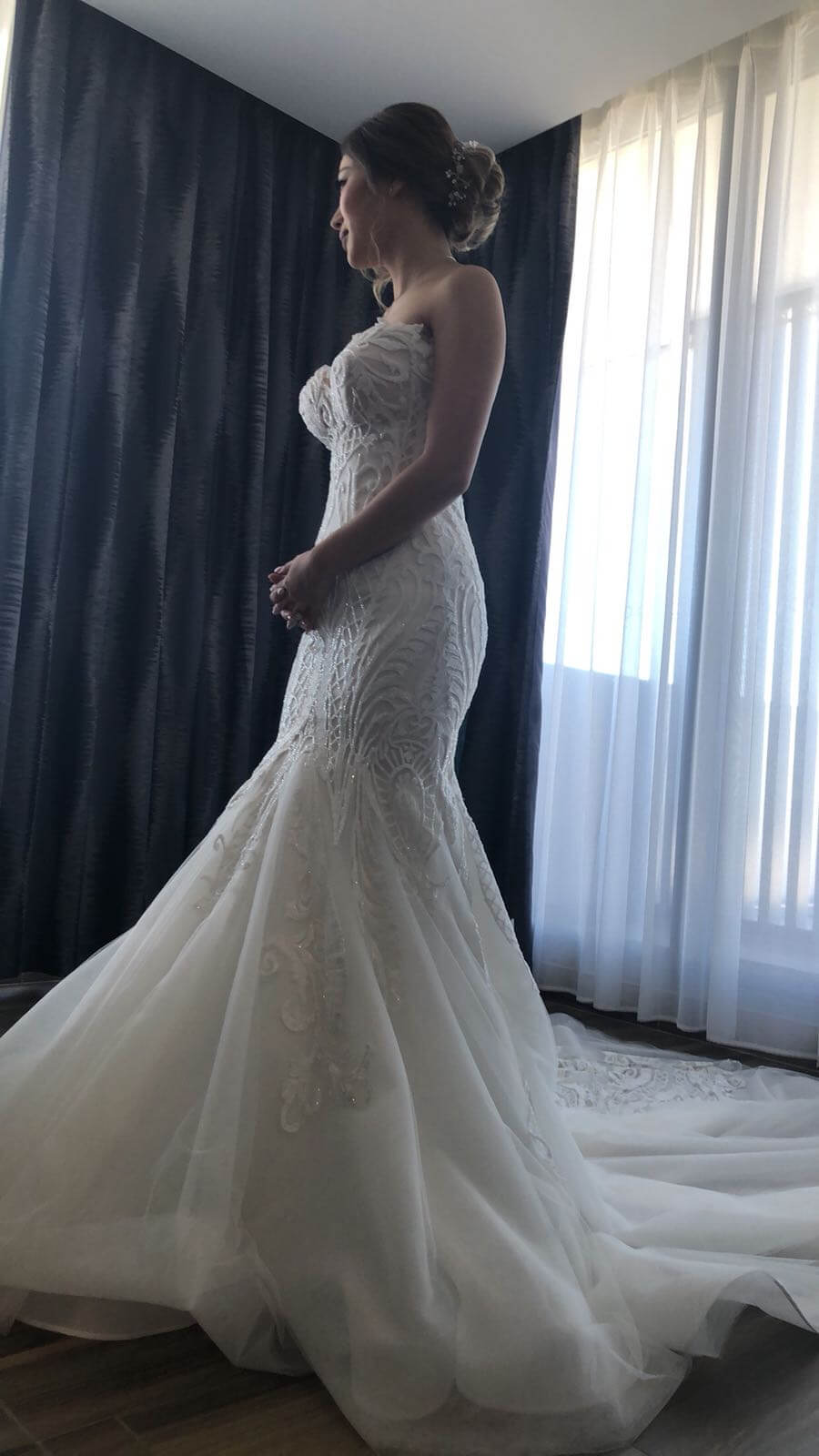 Norma Bridal Couture – Size 8 – Canterbury - Size 8