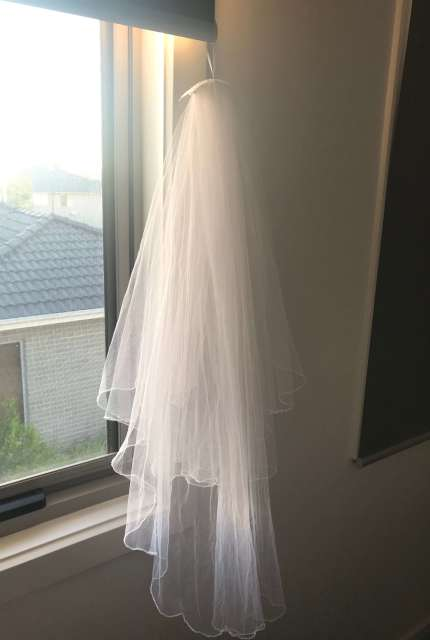 Bella E La Bestia Bridal – Size 8 A-Line dress | Second hand wedding dresses Berwick - 6