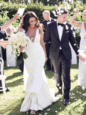 One Day Bridal – Size 10 Fit and Flare dress | Second hand wedding dresses Richmond - 3