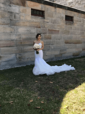 Norma Bridal Couture – Size 8 – Canterbury - 3