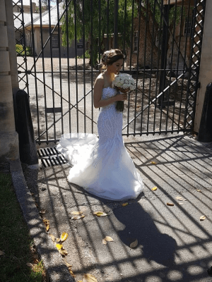 Norma Bridal Couture – Size 8 – Canterbury - 4