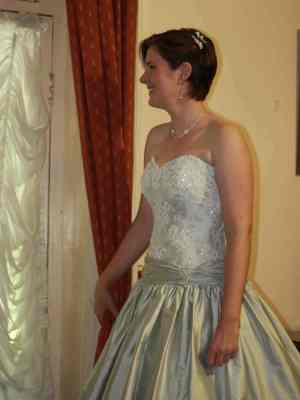 Wendy Makin – Size 12 Ball Gown dress | Second hand wedding dresses Melbourne - 3