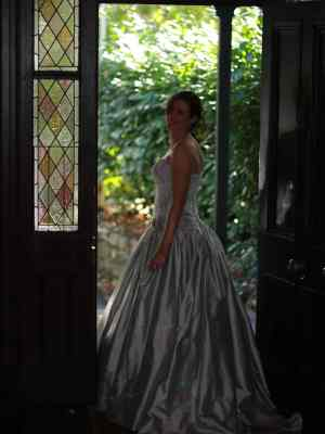 Wendy Makin – Size 12 Ball Gown dress | Second hand wedding dresses Melbourne - 4