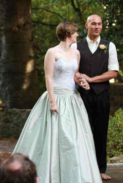Wendy Makin – Size 12 Ball Gown dress | Second hand wedding dresses Melbourne - 5