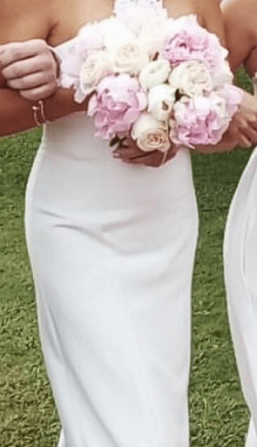 Strictly Bridal – Size 10 Strapless dress | Second hand wedding dresses Coorparoo - Size 10