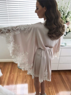 George Elsissa – Size 6 Fit and Flare dress | Second hand wedding dresses Sydney - 9
