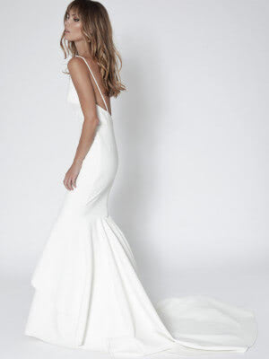 One Day Bridal – Size 10 Fit and Flare dress | Second hand wedding dresses Richmond - 2