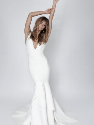 Fit and Flare dress by One Day Bridal