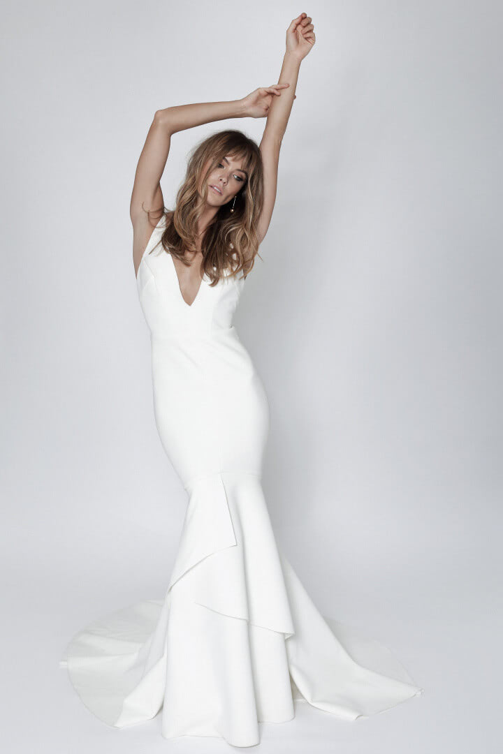 One Day Bridal – Size 10 Fit and Flare dress | Second hand wedding dresses Richmond - Size 10