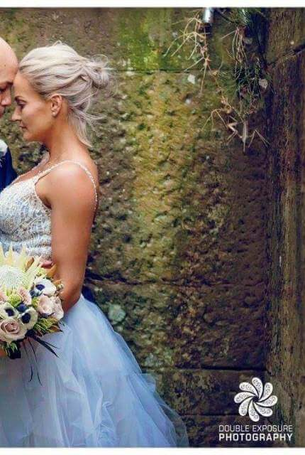Allure Couture – Size 10 Ball Gown dress | Second hand wedding dresses Bankstown - 8