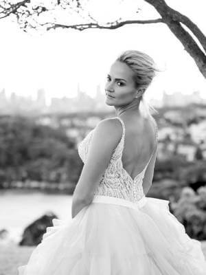 Allure Couture – Size 10 Ball Gown dress | Second hand wedding dresses Bankstown - 3