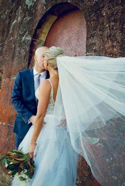 Allure Couture – Size 10 Ball Gown dress | Second hand wedding dresses Bankstown - 5