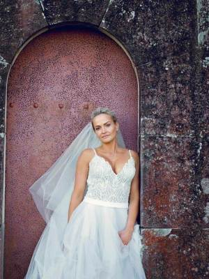 Allure Couture – Size 10 Ball Gown dress | Second hand wedding dresses Bankstown - 2