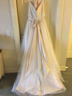 Ball Gown dress by Madison James