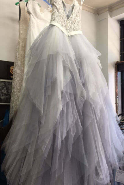 Allure Couture – Size 10 Ball Gown dress | Second hand wedding dresses Bankstown - 7