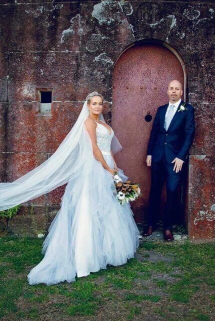 Allure Couture – Size 10 Ball Gown dress | Second hand wedding dresses Bankstown - 6