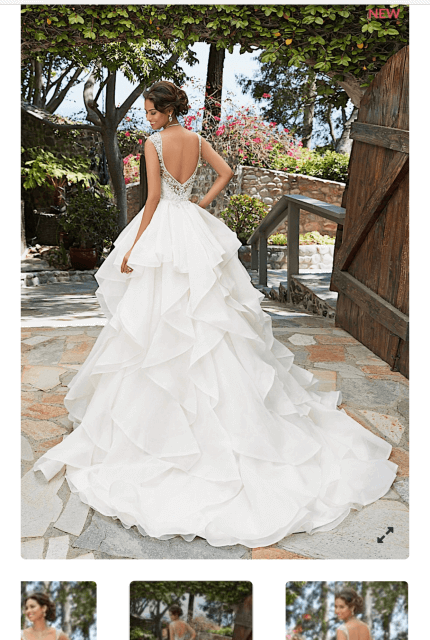 The Bridal Company – Size 10 Ball Gown dress | Second hand wedding dresses Shailer Park - 2