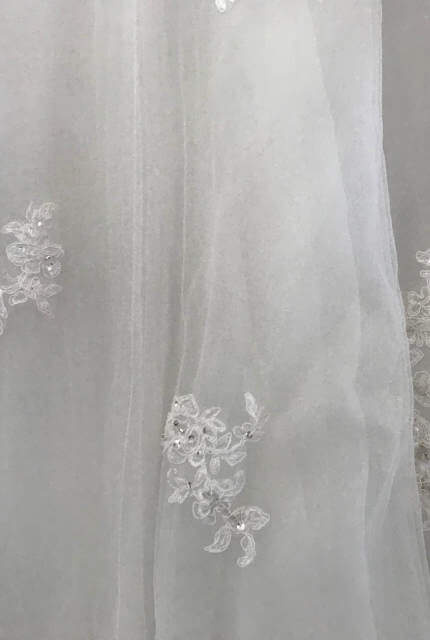 Sophia Tolli – Size 12 A-Line dress | Second hand wedding dresses Crestmead - 8